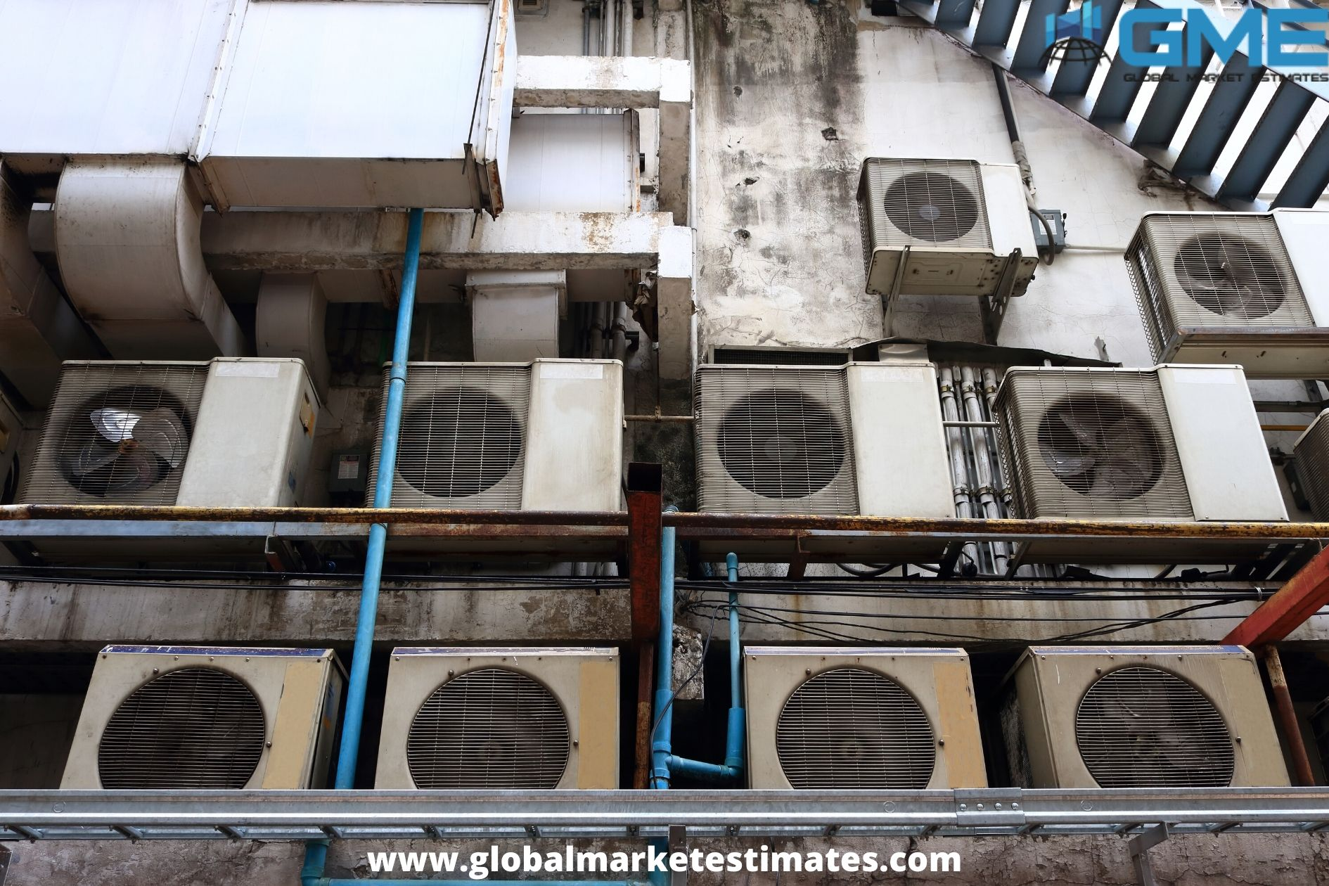 Surfing through the Global Condensing Unit Market