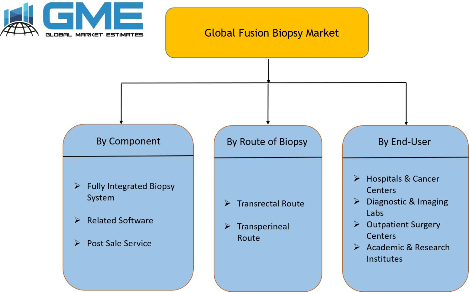 Global Fusion Biopsy Market Segmentation