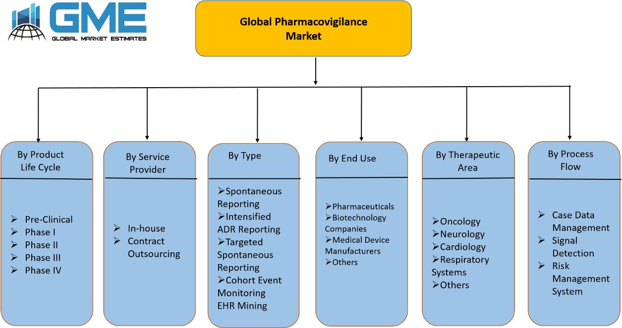 Global Pharmacovigilance Market Segmentation