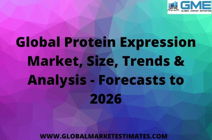 What is boosting the Global Protein Expression Market?