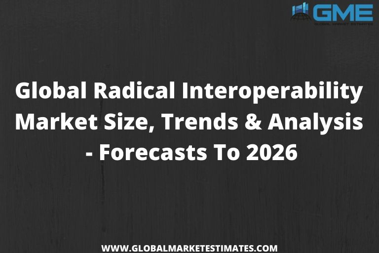 Global Radical Interoperability Market Size