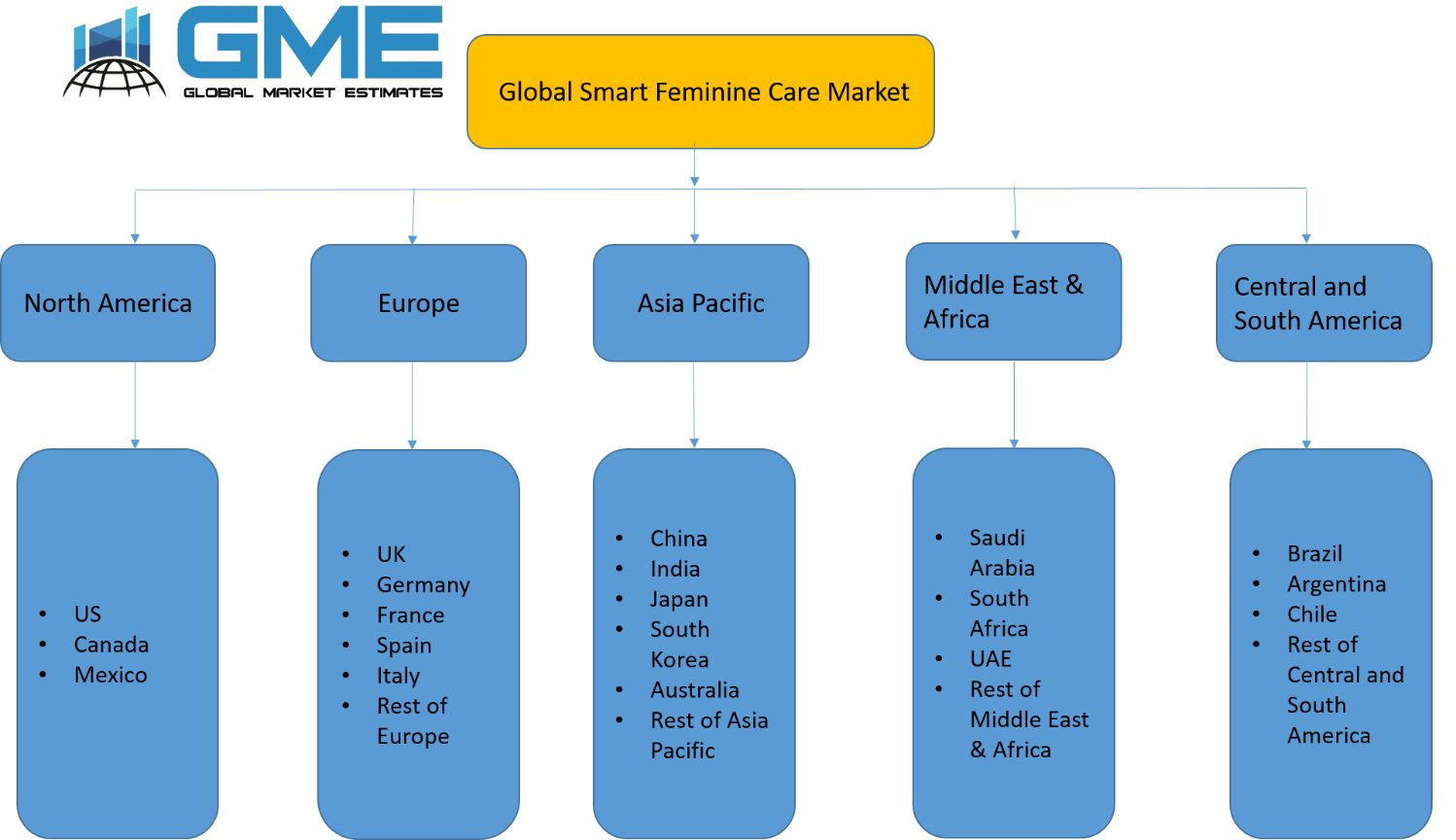 Smart Feminine Care Market - Regional Analysis