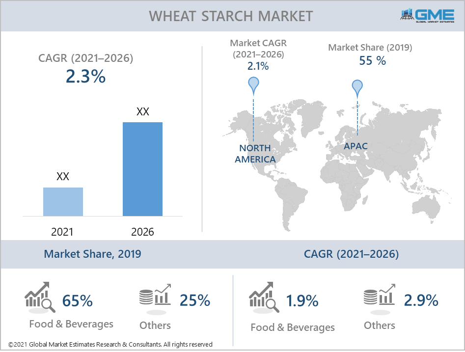 global wheat starch market report